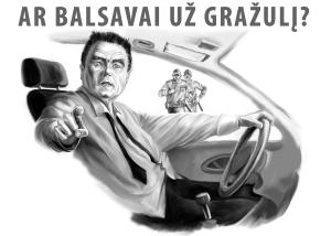 Grazulis uz vairo